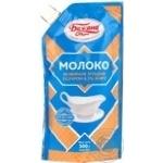 Condensed milk Bazhana marka with sugar 8.5% 300g doypack Ukraine
