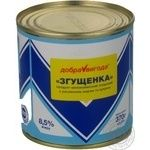 Condensed milk Dobra vygoda 8.5% 370g can Ukraine