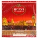 Чай Хейліз Англійський аристократичний чорний 2г х 100шт