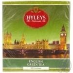 Чай Хейлиз Английский зеленый 1,5 х 100шт