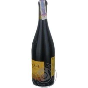 Tarapaca Natura + Red Dry Wine 14.5% 0.75l - buy, prices for CityMarket - photo 6