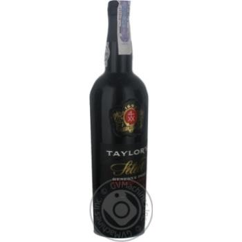 Вино Taylor`s Select Reserve Port 20% 0,75л - купити, ціни на CітіМаркет - фото 2