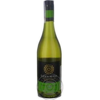 Savanha Chenin Blanc Wine white dry 13% 0,75l - buy, prices for CityMarket - photo 1