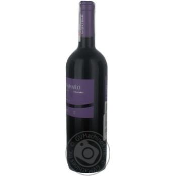 Вино Cantele Negroamaro червоне сухе 13% 0,75л - купити, ціни на CітіМаркет - фото 4