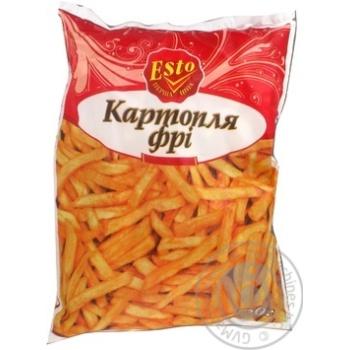 Овощи картофель Эсто фри 750г Украина