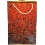 Пакет подарунковий 15х7,5х15см в асортименті - купити, ціни на CітіМаркет - фото 4