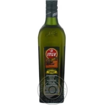Масло ИТЛВ оливковое экстра вирджин первого холодного отжима 500мл - купить, цены на Novus - фото 2