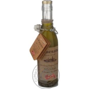 Масло оливковое Diva Oliva il Paesano Extra Vergine нефильтрованное 500мл