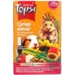 Topsi Super Menu Food for Rodents 575g