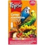 Food Topsi for parrots 600g