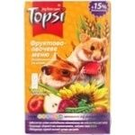 Food Topsi for rodents 575g