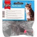 Игрушка для животных Topsi для котов мышь - купить, цены на Метро - фото 2
