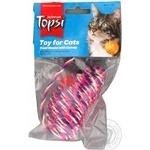 Іграшка для котів Topsi Мишеня 10 см