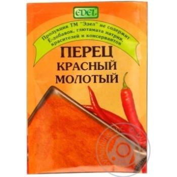 Перец Edel красный молотый 25г