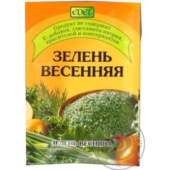 Приправа Edel Весенняя зелень 10г