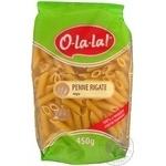 Макаронні вироби O-La-La Penne Rigate 450г