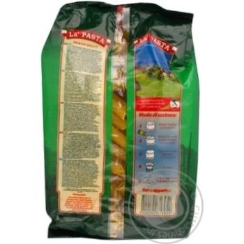 Макароны перья Ла паста 400г - купить, цены на Ашан - фото 2