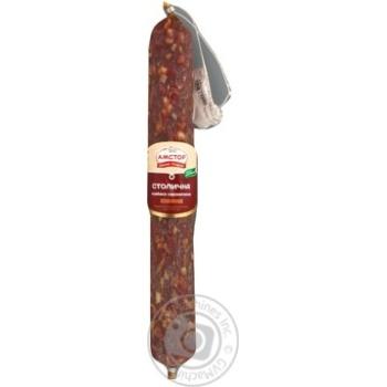 Sausage Amstor Capital raw smoked Ukraine