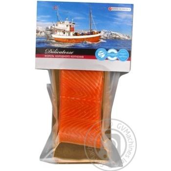 Рыба форель Амстор холодного копчения