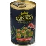 olive Mikado green stuffed 314ml Spain