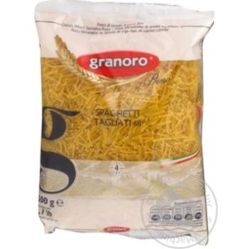 Макароны спагетти Граноро 500г Италия