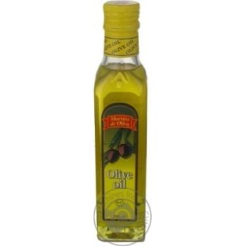 Масло Маэстро де Олива оливковое рафинированное 250мл