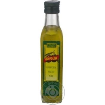 Олія оливкова Сooppoliva чисте с/п 250мл