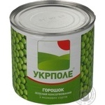 Vegetables pea Ukrpole pea 420g can