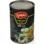 Mushrooms cup mushrooms Lorado canned 425g can China