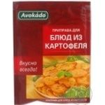 Spices Avokado for potato 25g Poland