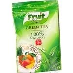 Green tea Fruit line Tropical Fruit 80g Ukraine
