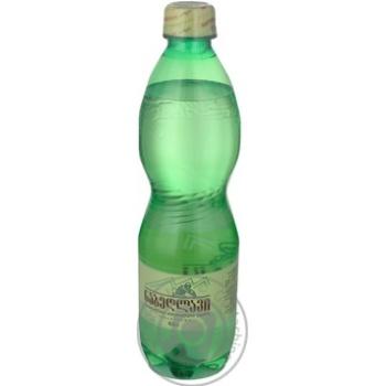 Вода Набеглаві сильногазована лікувально-столова пластикова пляшка 500мл Грузія - купити, ціни на Novus - фото 2