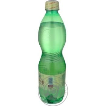 Вода Набеглаві сильногазована лікувально-столова пластикова пляшка 500мл Грузія - купити, ціни на Novus - фото 5