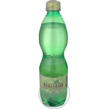 Вода Набеглаві сильногазована лікувально-столова пластикова пляшка 500мл Грузія - купити, ціни на Novus - фото 3