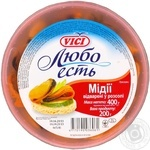 Seafood shrimp Vici pickled 400g