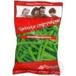 Овощи фасоль замороженная 400г Украина