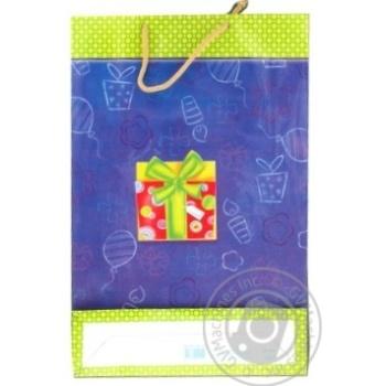 Пакет Королівство подарунків для подарунків Великий - купити, ціни на Фуршет - фото 2