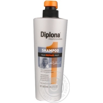 Shampoo Diplona for the dry damaged hair 600ml