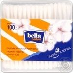 Cotton sticks Bella cotton 100pcs in a box