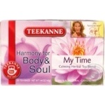 Herbal tea Teekanne Harmony for Body & Soul My Time teabags 20x2g Germany