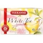 Tea Teekanne with jasmin white packed 20pcs 35g cardboard packaging Germany