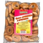 Zdravo Krykhitka bagels with fructose 300g