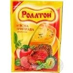 Spices Rollton with meat for soup 100g packaged Ukraine