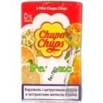 Льодяники Chupa Chups Цитрус Міні Релакс пачка 36г