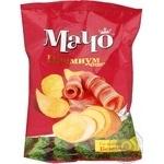 Чипсы Мачо Премиум картофельные со вкусом бекона 70г Украина