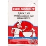 Saf-Moment Dry Bakery Fast-Acting Yeasts