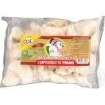Vareniki Osa with potatol frozen 700g sachet
