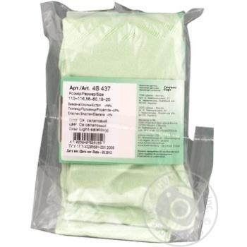 Duna White Children's Tights 110-116s - buy, prices for Furshet - image 4
