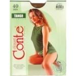 Колготы Conte Tango 40 Den р.4 bronz шт