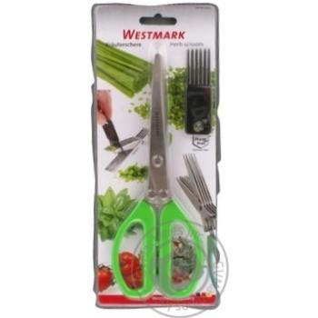 Ножиці для зелені Westmark 20см 1175-2280 - купить, цены на Novus - фото 1